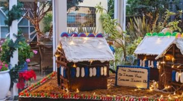 Catalina Island's Jovial Gingerbread Confections
