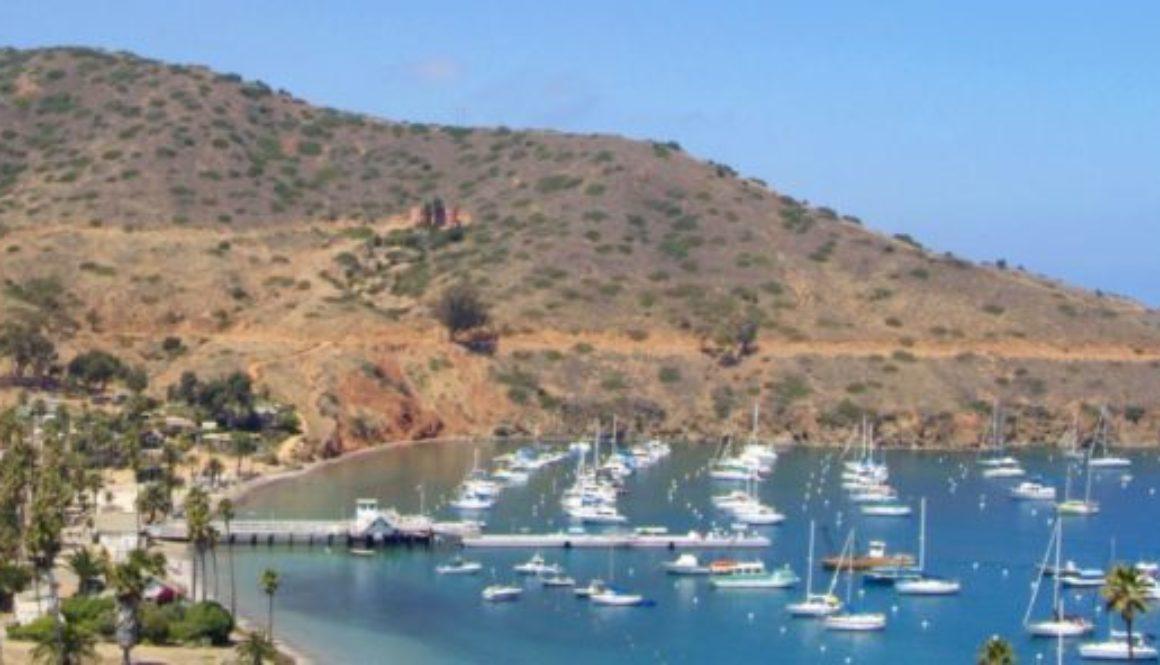 Catalina Island Sailing to Romance Island